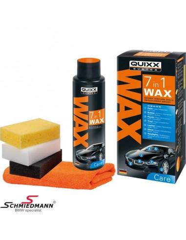 QUIXX WAXX 7 EN 1